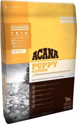 Acana Dog Puppy & Junior Heritage