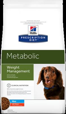 Hill's Prescription Diet Canine Metabolic Mini 6 kg