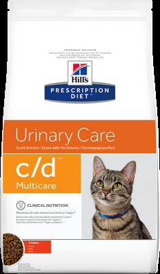Hill's Prescription Diet Feline c/d Chicken