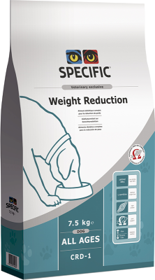 Specific Dog Weight Reduction CRD-1