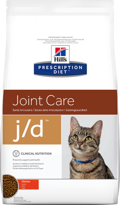 Hill's Prescription Diet Feline j/d
