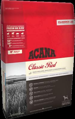 Acana Classic Dog Classic Red