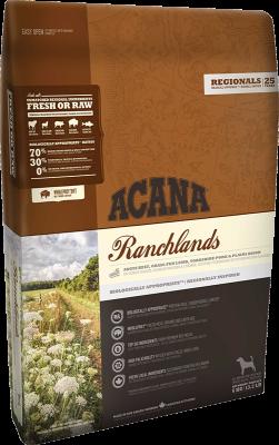 Acana Dog Regionals Ranchlands