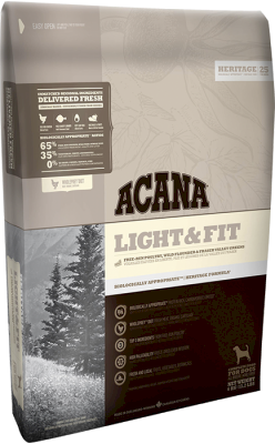 Acana Dog Light & Fit Heritage