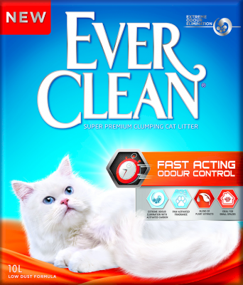 Ever Clean Fast Acting Kattesand