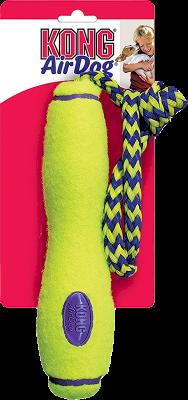 Kong AirDog Fetch Stick med Tau