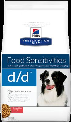 Hill's Prescription Diet Canine d/d Salmon & Rice