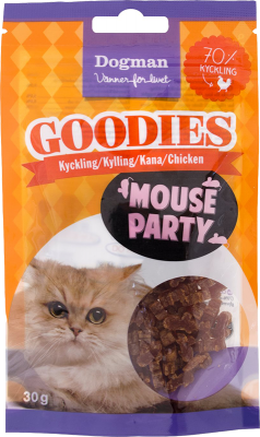 Dogman Goodies Mouse Party