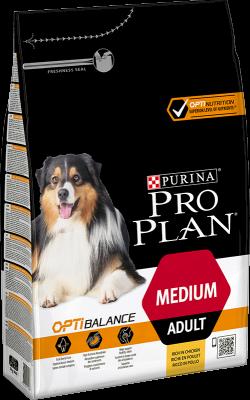 Purina Pro Plan Medium Adult OPTIBALANCE 14 kg