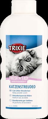 Trixie Fresh n' Easy Deodorant til Kattedo 750g