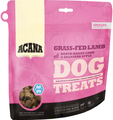 Acana Dog Treats Grass-Fed Lamb
