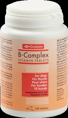 Diafarm B-complex B-vitamin 130 stk