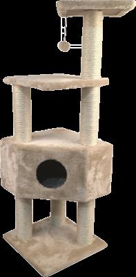Dogman Klorestativ Morris Beige 135 cm