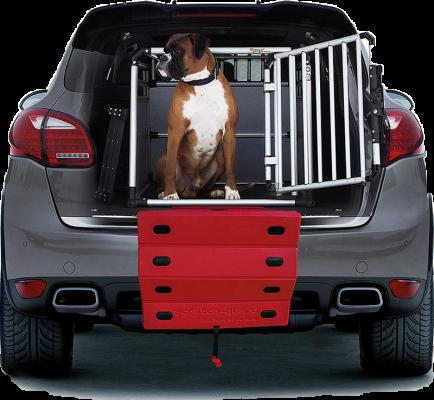 Herkules 4Pets Støtfangerbeskyttelse til hundebur