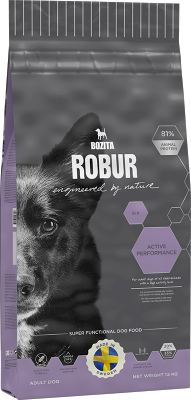 Bozita Robur Dog Active Performance