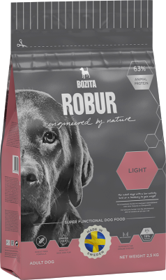 Bozita Robur Dog Adult Light