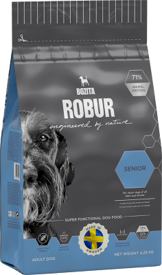 Bozita Robur Dog Senior