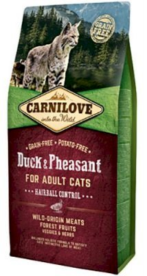 Carnilove Cat Adult Hairball Control
