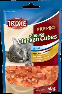 Trixie Premium Cheese Chicken Cubes 50 g