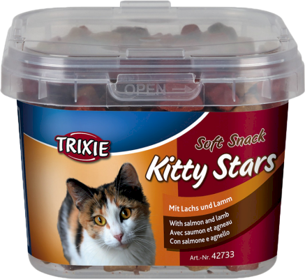 Trixie Soft Snack Kitty Stars