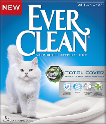 Ever Clean Total Cover Kattesand