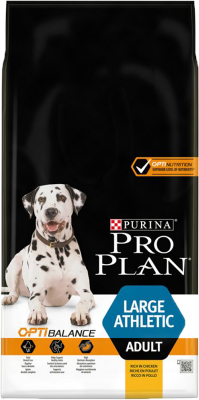 Purina Pro Plan Adult Large Athletic OPTIBALANCE