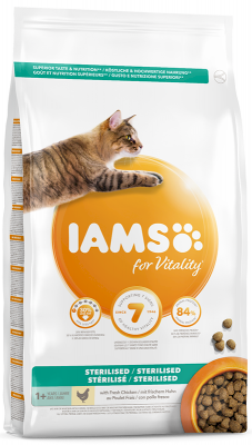 Iams Cat Adult Sterilized 10 kg