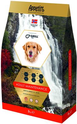 Appetitt Dog Maintenance Medium Breed 12 kg