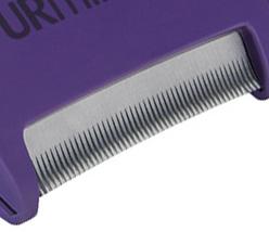 FURminator deShedding Kattebørste Strigle Langhåret