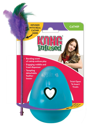 Kong Cat Infused Tippin Treat m/kattemynte