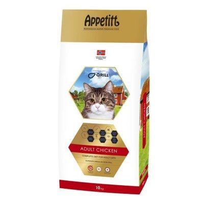 Appetitt Cat Adult Chicken