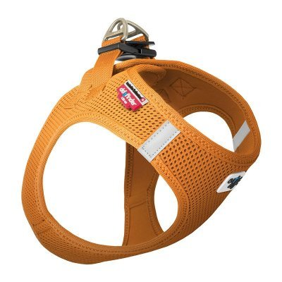 Curli Vest Hundesele Air-Mesh Orange