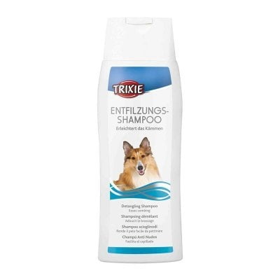 Trixie Flokefjerne Shampoo for Hund