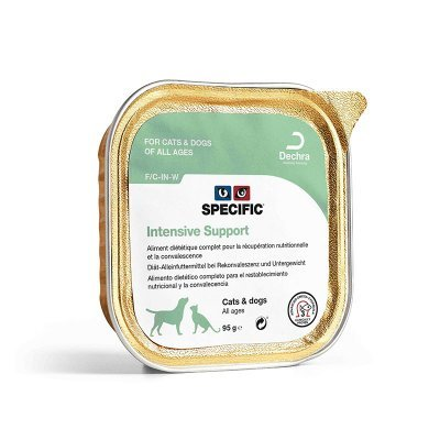 Specific Cat & Dog Intensive Support F/C-IN-W 7 x 95g