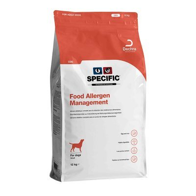 Specific Dog Food Allergy Management CDD