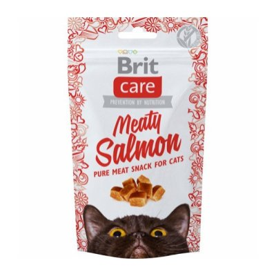 Brit Care Meaty Snack Laks