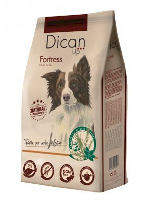 Dican Up Dog Adult Fortress Medium & Large Breed Høyenergifôr