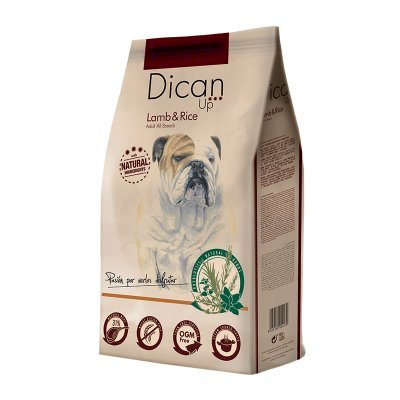 Dican Up Dog Adult All Breeds Lamb & Rice