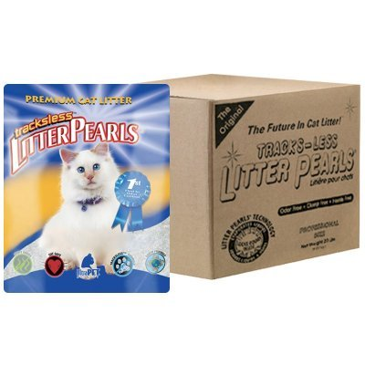 Ultra Pet Litter Pearls Trackless