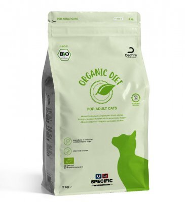 Specific Cat Adult Organic F-BIO-D