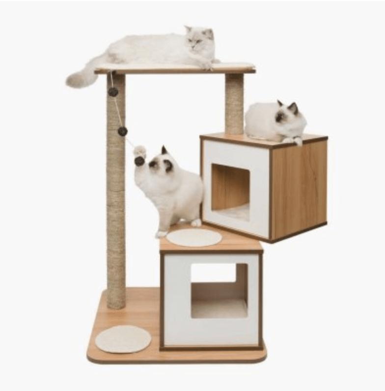 Julegaver til katt - Vesper kloremøbler