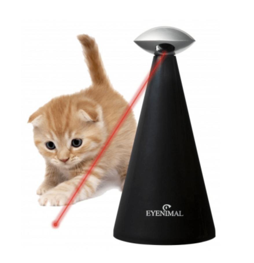 Julegaver til katt - Eyenimal automatisk laser
