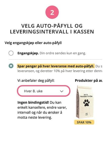 Hundefor på nett