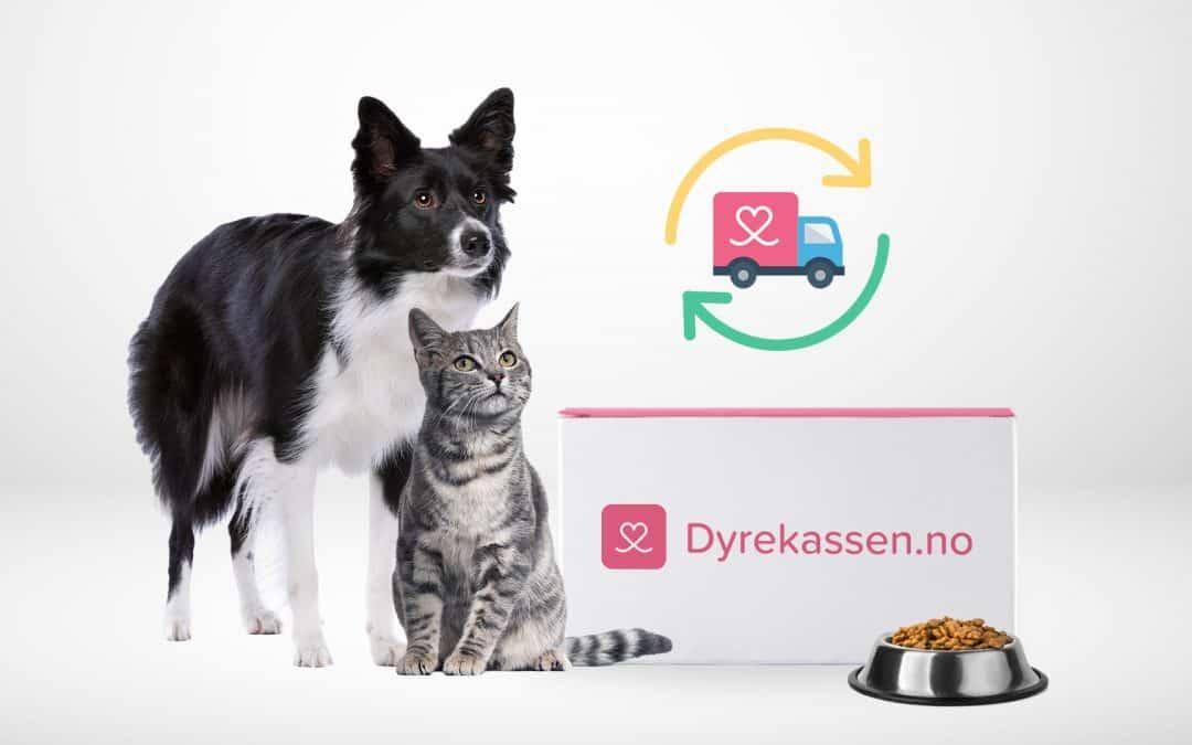 Hundefor på nett | Spar penger med abonnement på hundefor