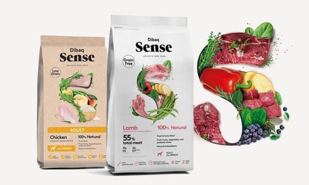 Dibaq hundefôr | Sense og Sense Low Grain